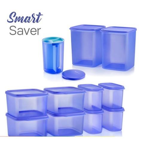 Tupperware Smart Saver (Square/ Oval) / Trio Storer (Nov 2020)