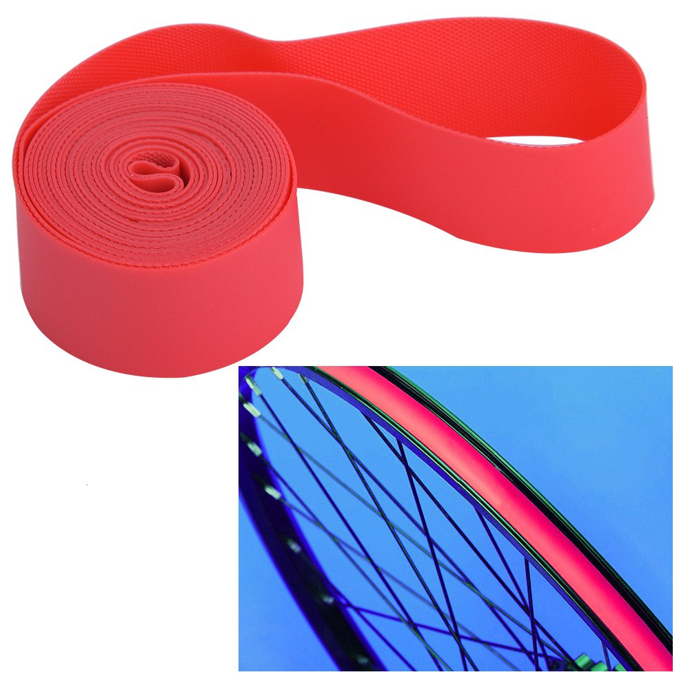 2psc Cycling MTB Road Bike Tire Liner Protection Pad Tube Pad Rim Liner Mat Tape
