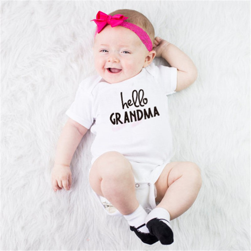 Baby Ive Been Promoted to Big Cousin Unisex Toddler Bodysuit Summer Short Sleeves Romper Jumpsuits