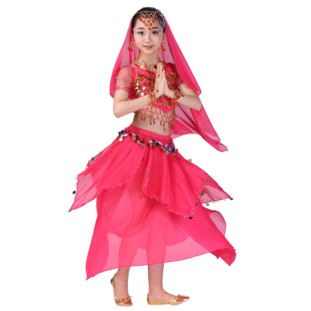 a88a0a1132f8b Lady Cosplay Belly Dance Jewelry Coin Veil Halloween Dance Play Accessories  | Shopee Malaysia