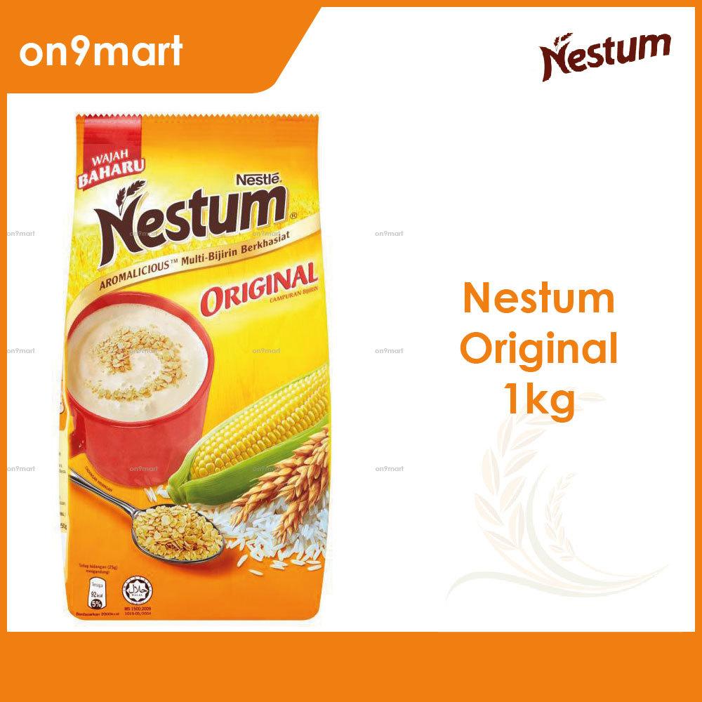 Nestle Nestum All Family Cereal Original 1kg