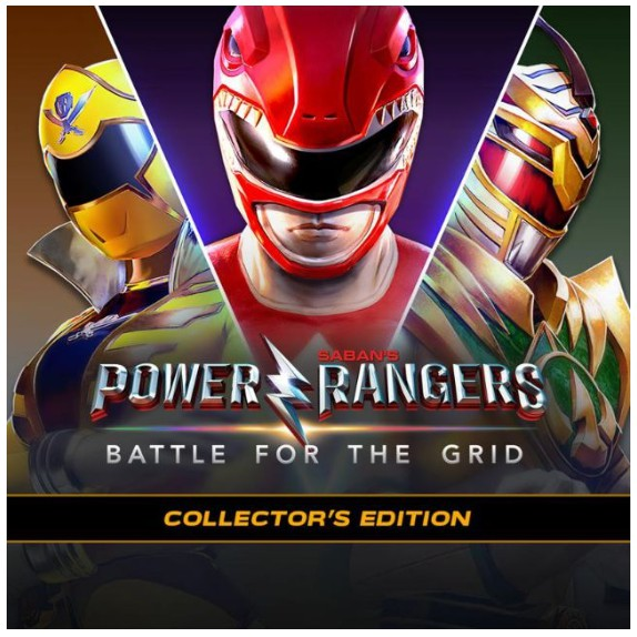 [GOOGLE DRIVE] Power Rangers: Battle for the Grid Collectors Edition (Update v2.0.0.19205) [PC DIGITAL DOWNLOAD]