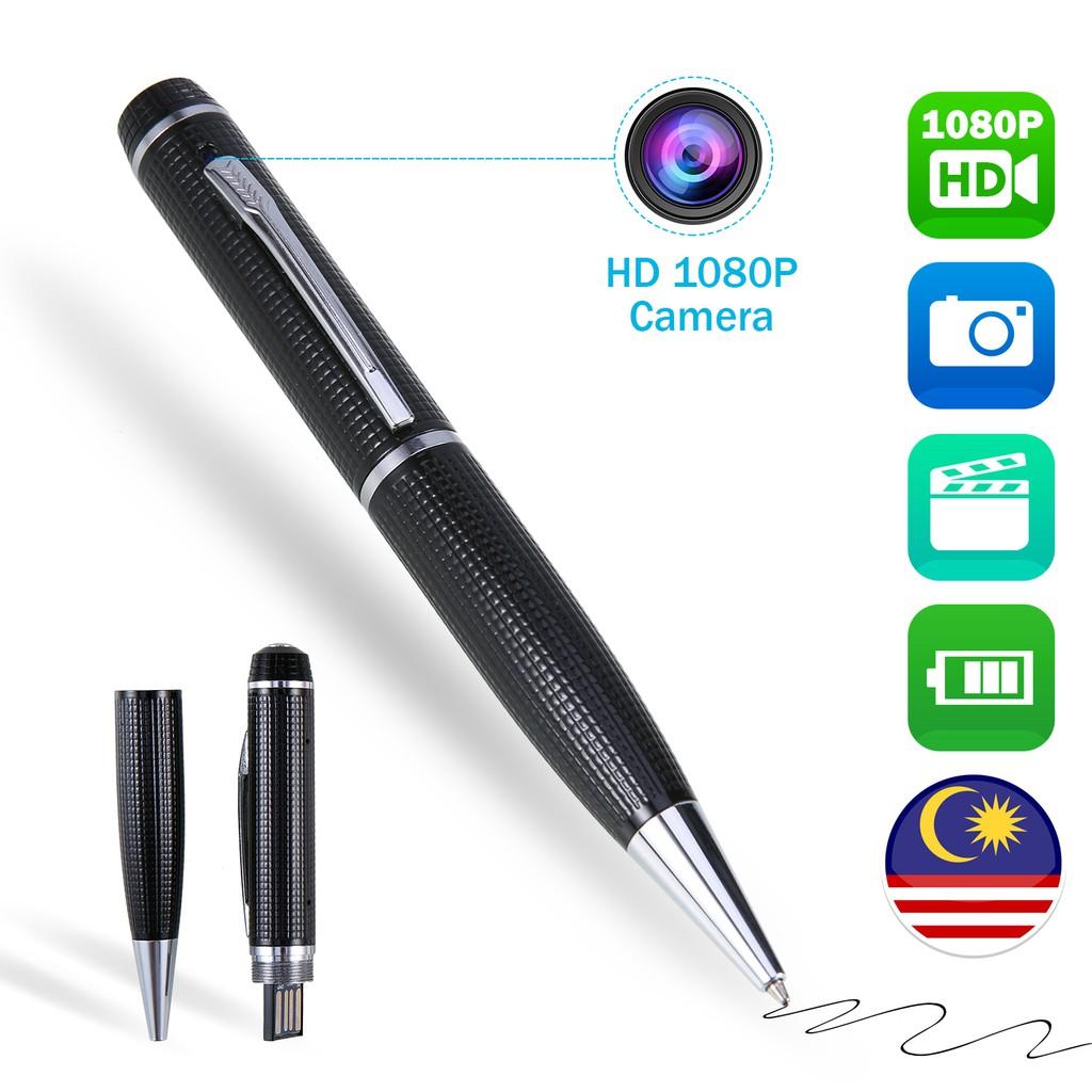 Mini Pen HD Spy DV Hidden Pinhole DVR Digital Video Recorder Camera Camcorder WT