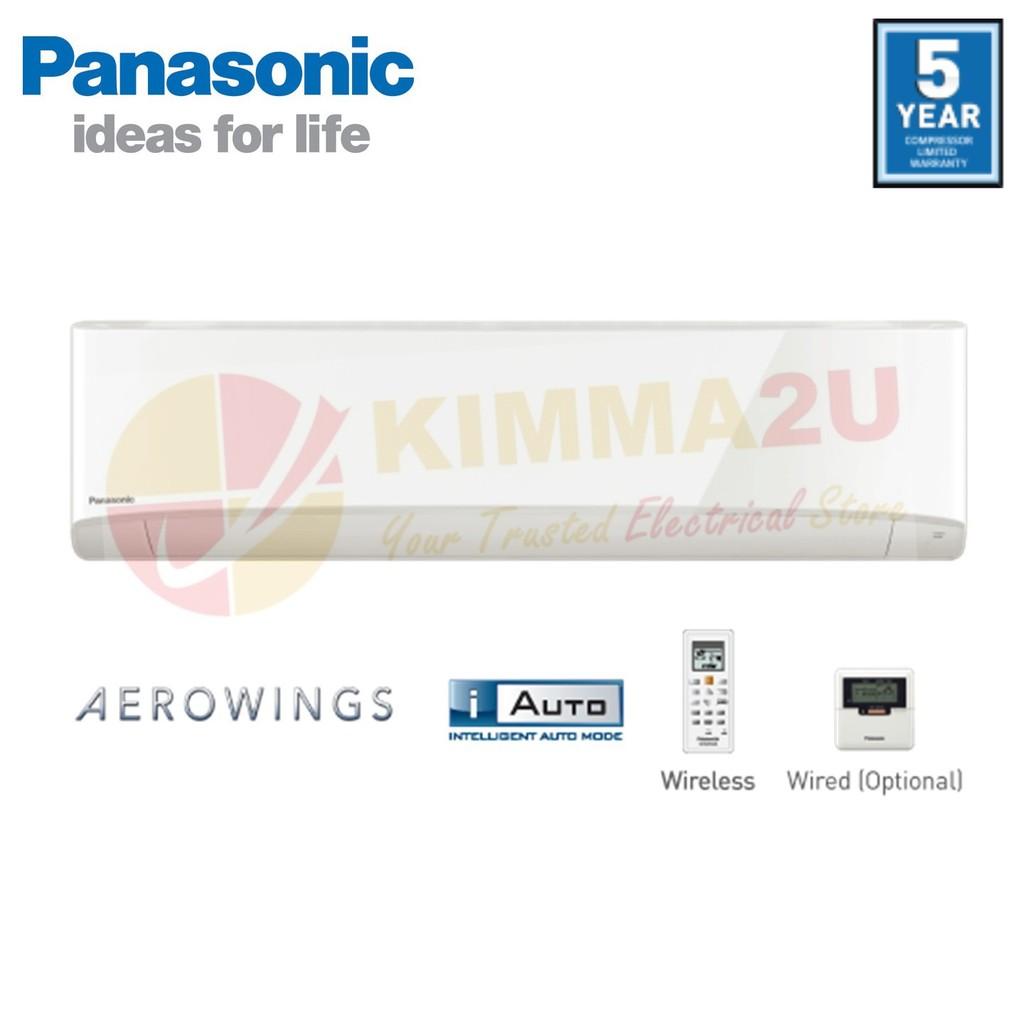 PANASONIC CS-PV24TKH / CU-PV24TKH 2 5HP STANDARD AIRCOND