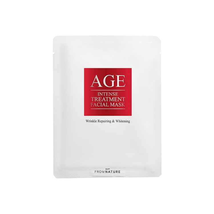FROMNATURE Age Intense Treatment Facial Mask 23ml x 10EA
