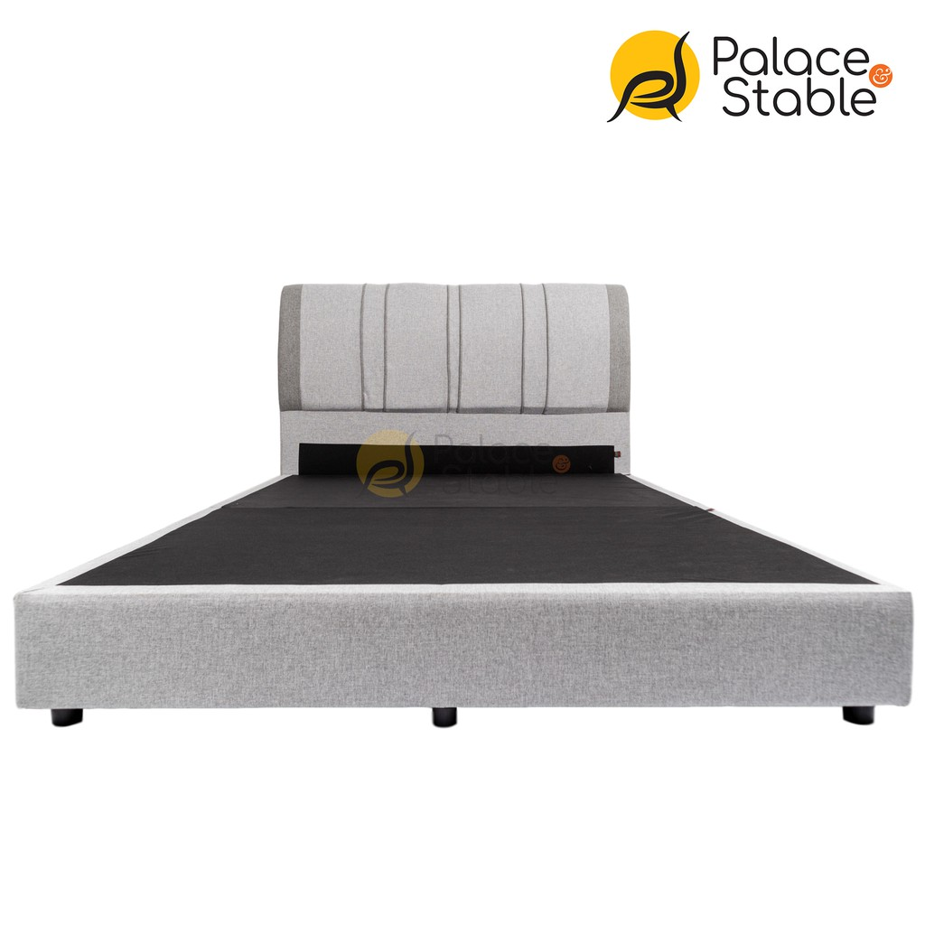 Lumut Modern Bed Frame Sizes King Queen Super Single Single Shopee Malaysia