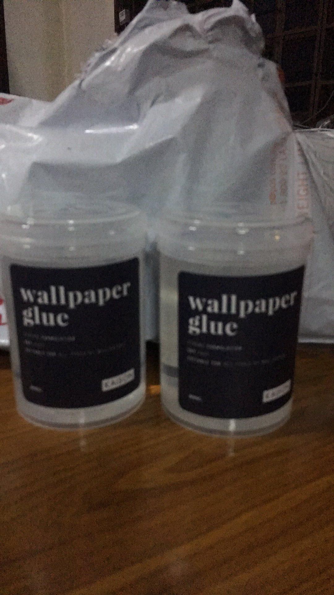 Kaison Wallpaper Glue. Wall paper ...