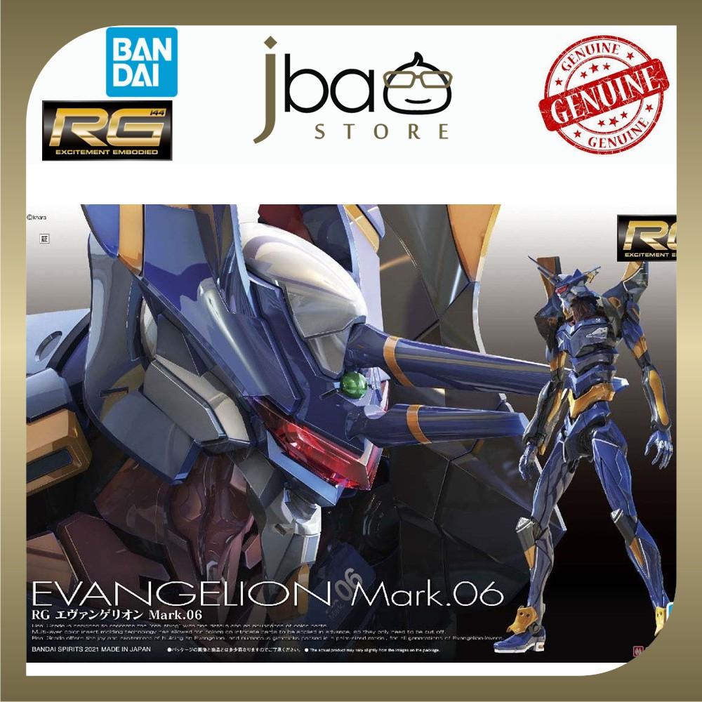 Bandai RG Evangelion Mark.06 Mark 06 Real Grade Neon Genesis Evangelion Plastic model