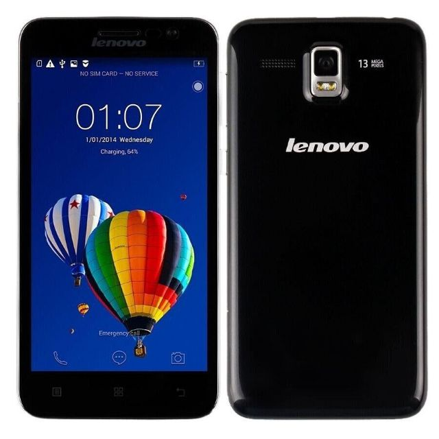 [READY STOCK] Lenovo A806 WIth Charger 💥