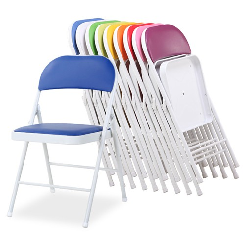 the latest 45ded 93605 Foldable Folding Office Computer Chair with Cushion