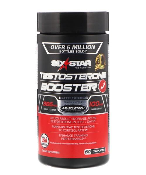 Ready Stock Pro Nutrition Testosterone Booster Supplement Extreme Strength 60 Caplets