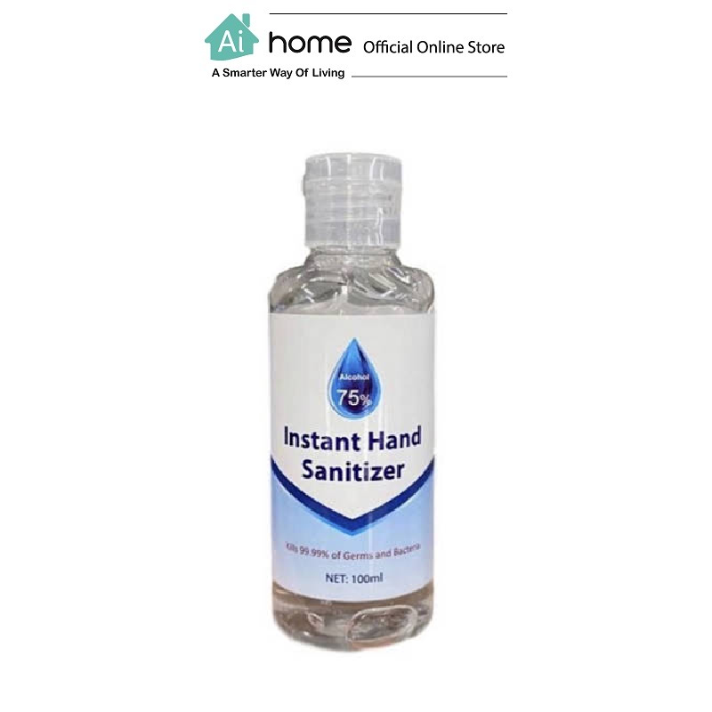 ANBAISHAN Hand Sanitizer Gel 100ml [ Ai Home ]