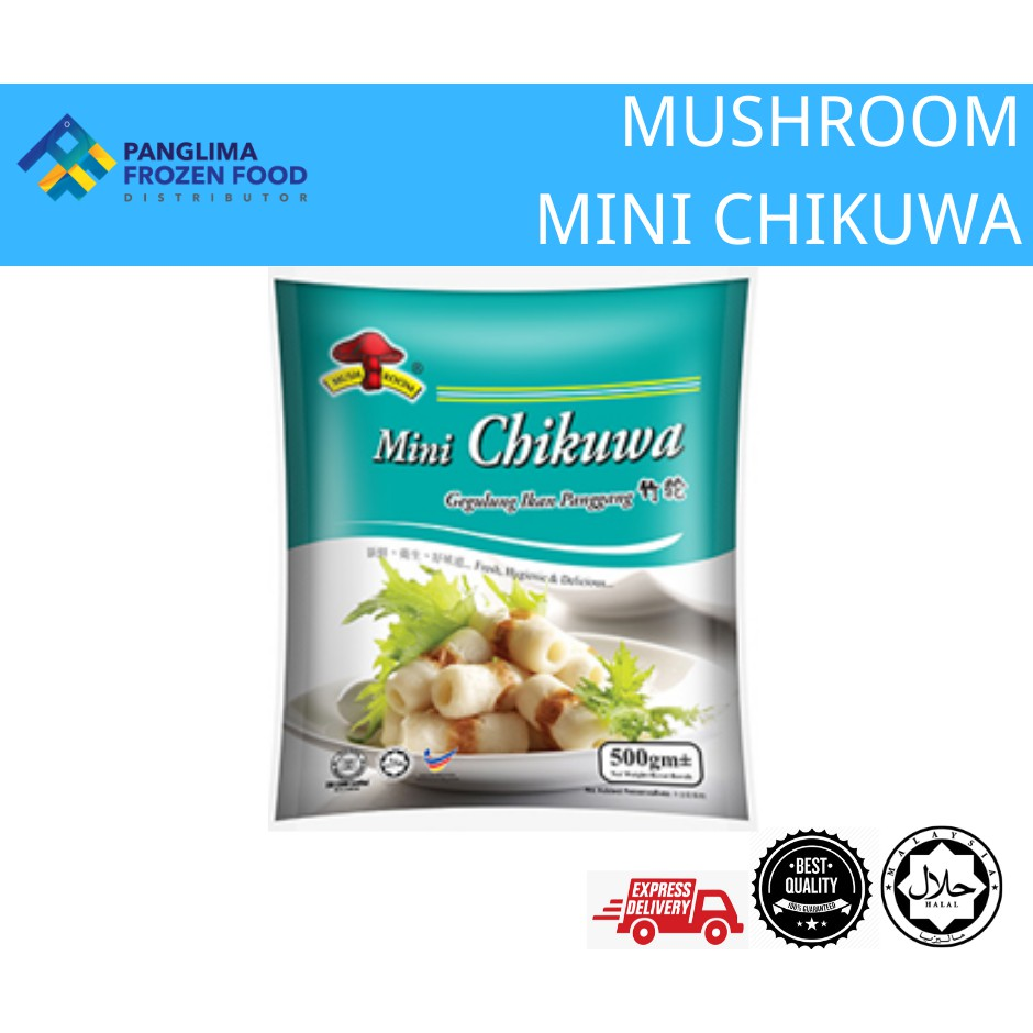 MUSHROOM MINI CHIKUWA