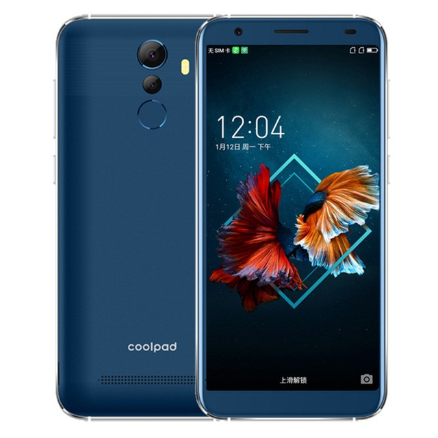 Coolpad N3D MODLE 1821 5 45 inches Android 8 1 Quad core Spreadtrum SC9850  2GB Ram 16GB Rom 8Mp smartphone