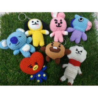 Octopus Amigurumi Keychain / Baby Toy Free Crochet Pattern - Cool ... | 320x320