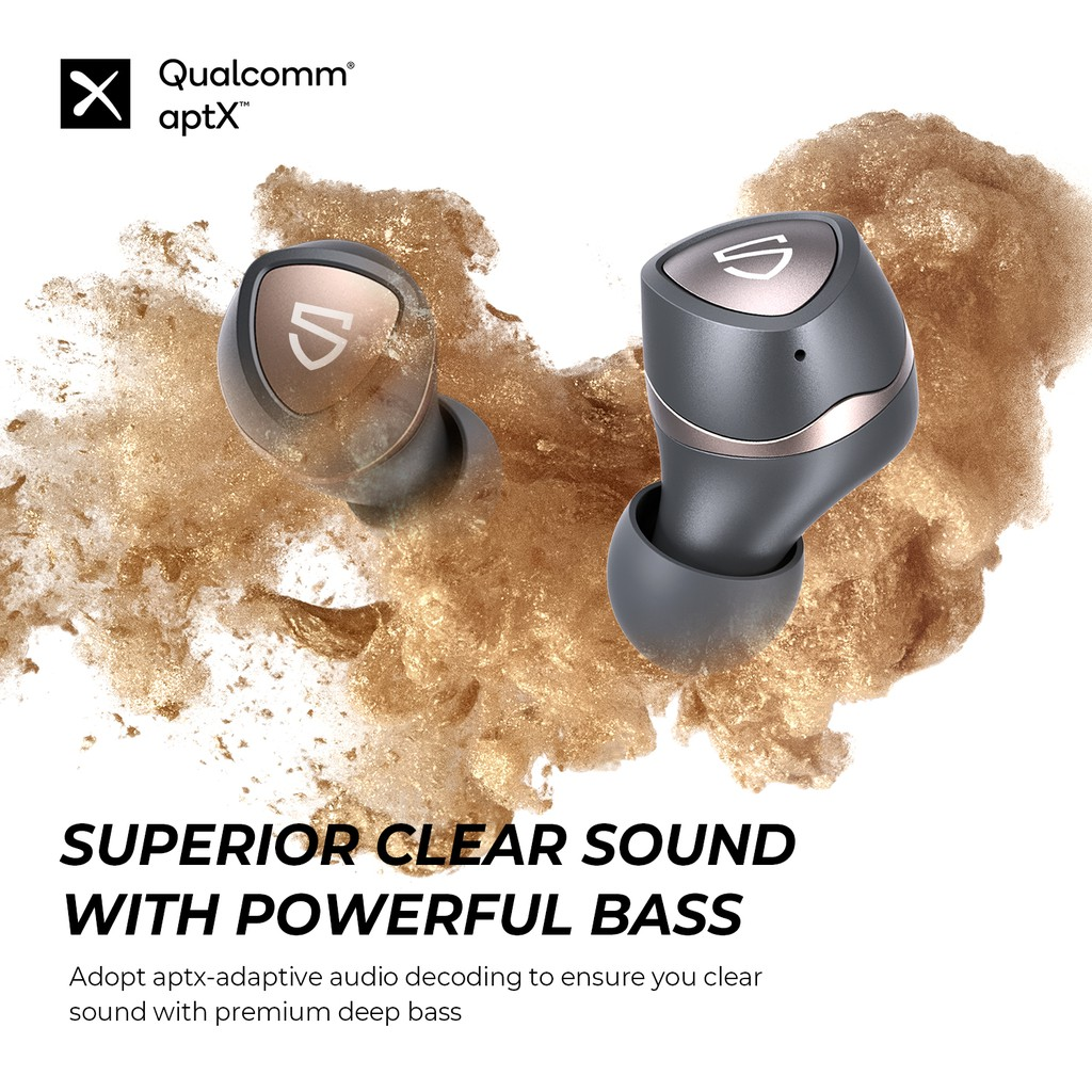 SoundPEATS Sonic (Local Ready Stock)(1Year Warranty)(Original)