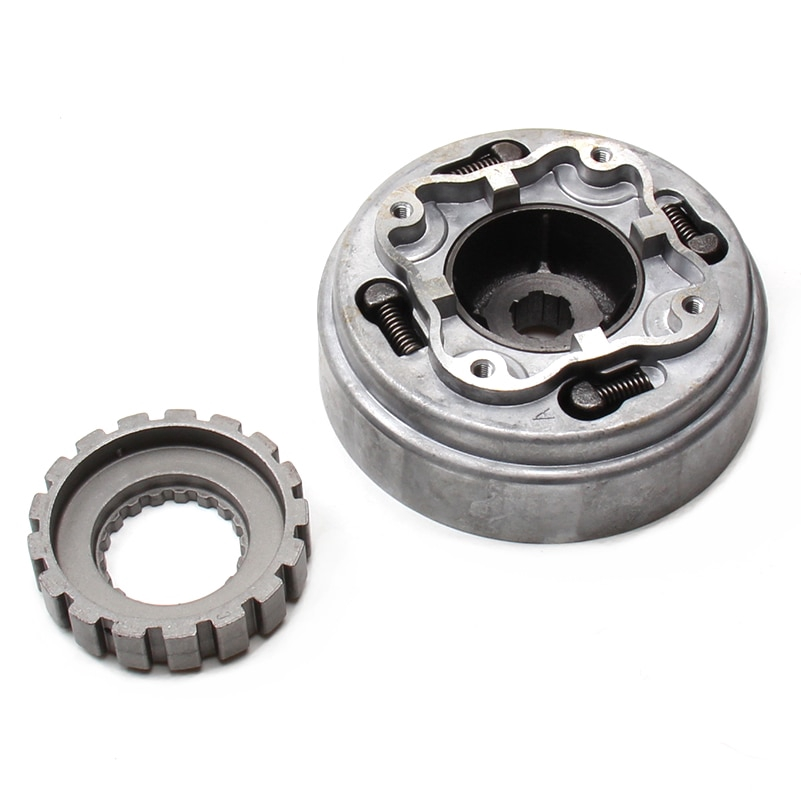 3 Plate Manual Engine Clutch Assembly For Lifan 125cc Dirt Pit Bike Horizontal Engine Parts Shopee Malaysia