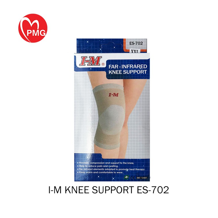 I-M ES-702 Far-infrared Knee Support S/M/L/XL/XXL