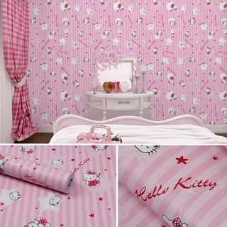 Wallpaper 10m Bintang Hello Kitty