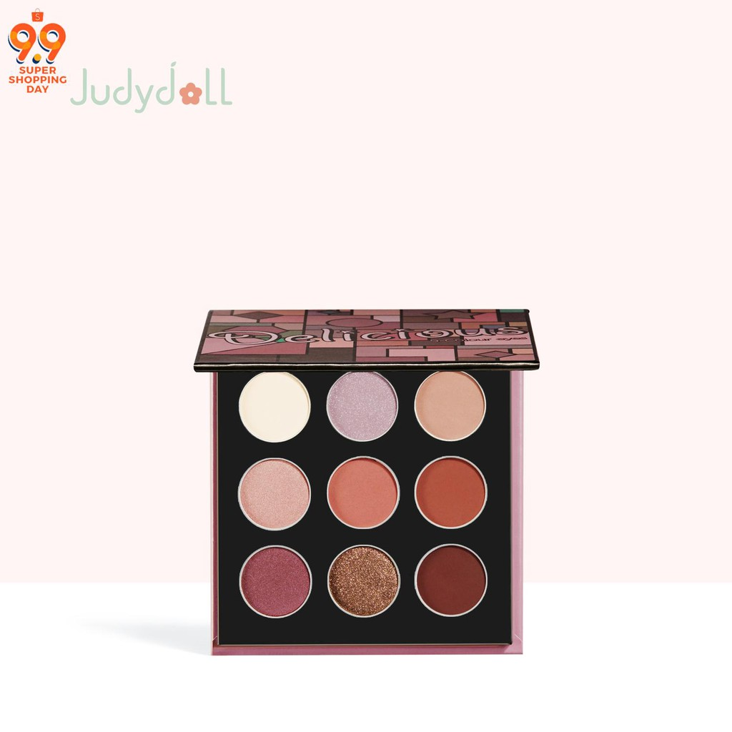 Eye Shadow 32color Portable Wallet Type Eyeshadow Tray Leather Eye Shadow Pearl Eye Shadow Combination Eye Shadow Tray Dress Up Your Beauty