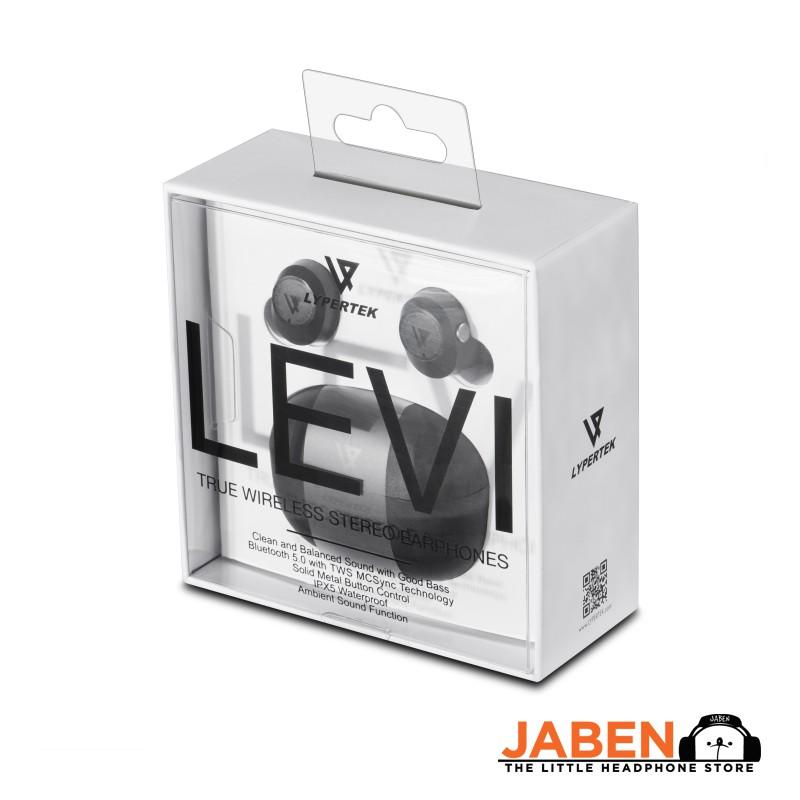 Lypertek SOUNDFREE S20 Wireless Charging IPX5 Waterproof True Wireless TWS In-Ear Earphones [Jaben] LEVI