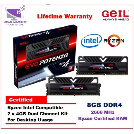 Ryzen Ram Compatibility