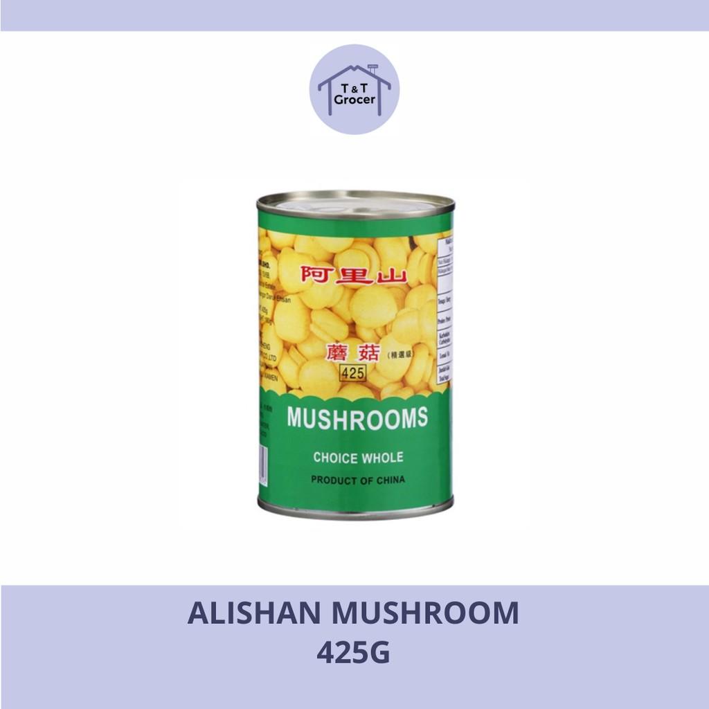 Alishan Mushroom 425G
