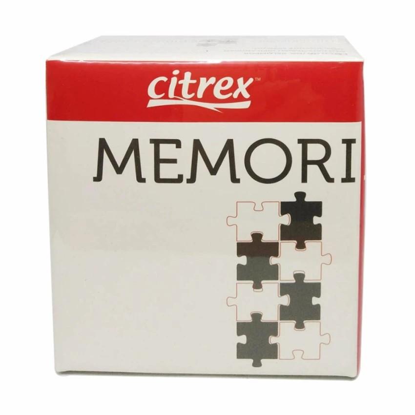 Citrex Memoria 50ml 6\'s