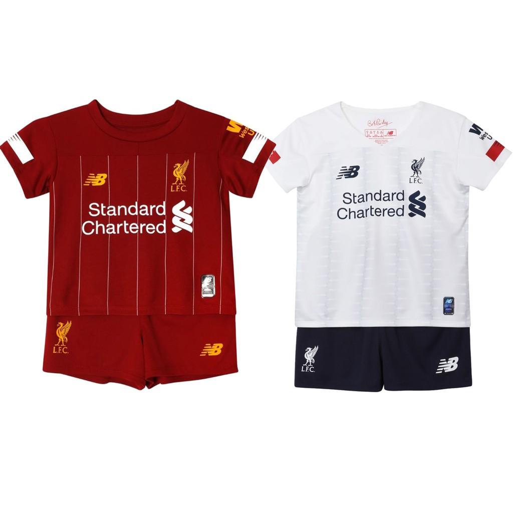 quality design eef14 77edc New 19/20 Liverpool Home Kit Goalkeeper Jersey jersi for Children Kids Boy