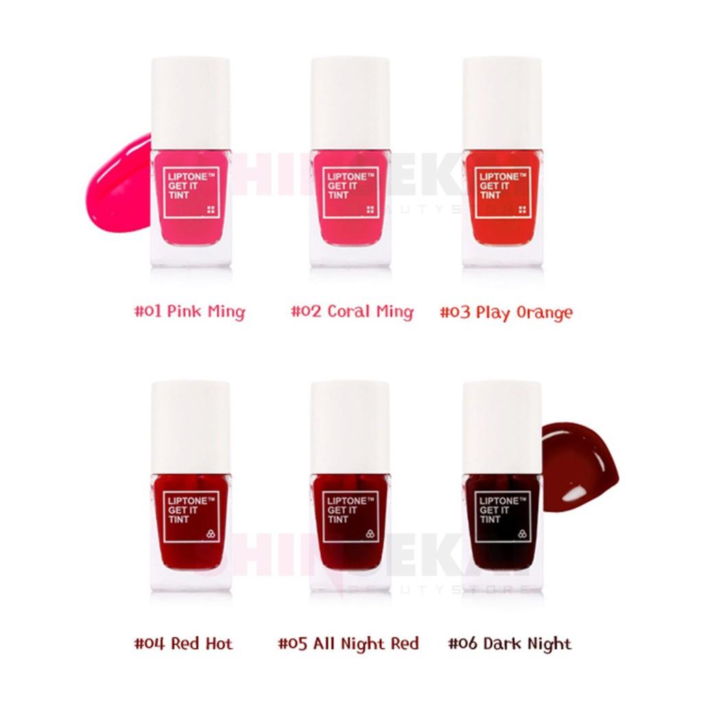 Tonymoly Liptone Get it Tint Mini Trio ( 2 types to choose) | Shopee Malaysia