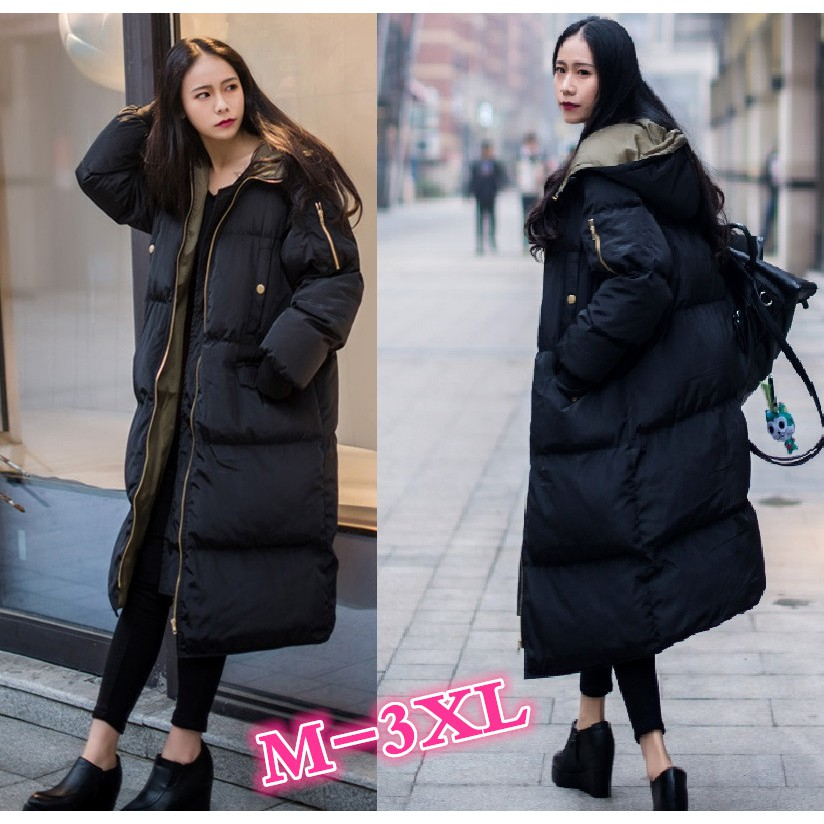 Womens Winter Jackets Hooded Thicken Warm Outerwear Outdoor Overcoat winter coat