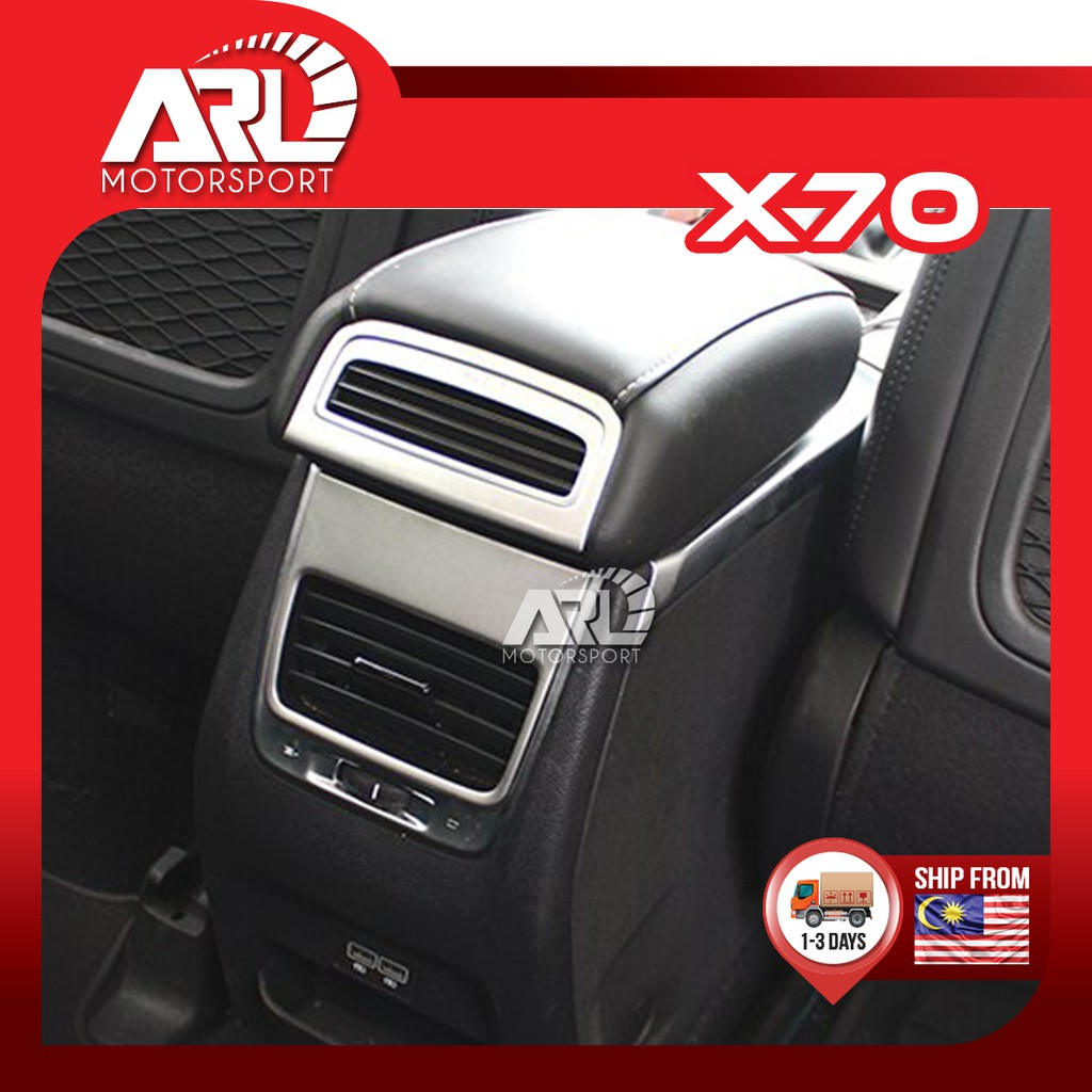 Proton X70 (2018-2020) Rear Aircond Lining Protector Cover Silver Car Auto Acccessories ARL Motorsport