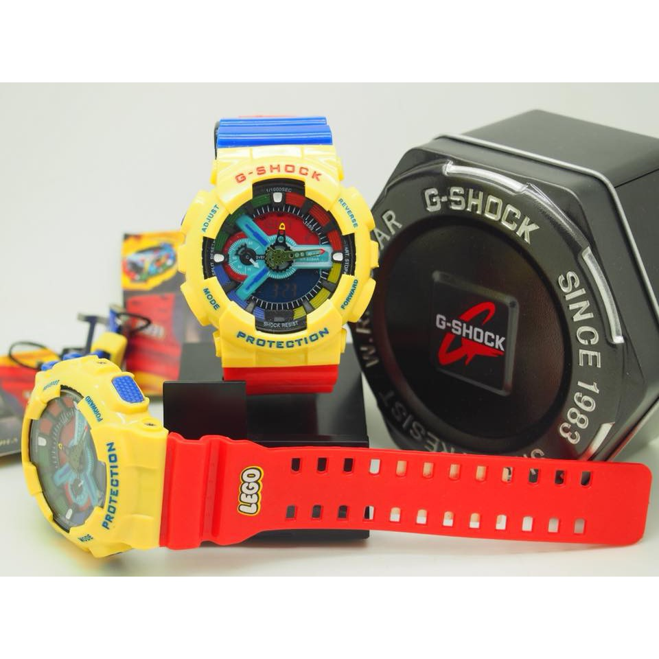 CASIO G-SHOCK POLO GA-100  81c300a251