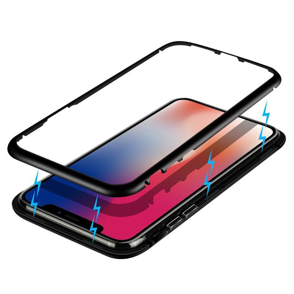 Apple Iphone X 6s 7 8 Plus 9d Full Curved Edge Tempered Glass Screen Clear 3d Cover Premium Pro Protector Shopee Malaysia