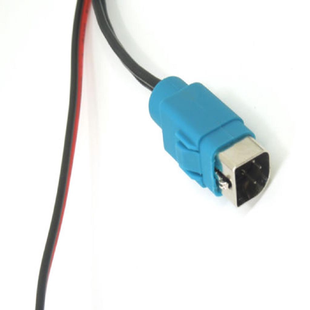 For Alpine KCE-237B CDE-101 CDE-102 CDA-105 IDA-X311 bluetooth Aux on