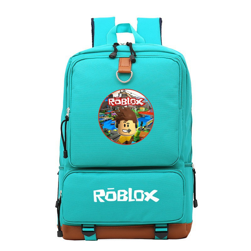 ROBLOX Backpack School Bag for Teenager Backpack Laptop Bag