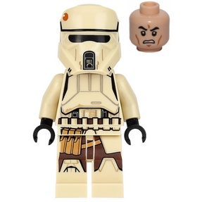 LEGO Star Wars : Rogue One - Scarif Stormtrooper (Shoretrooper) Minifigure