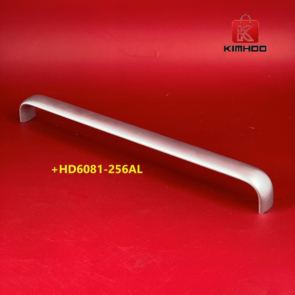KIMHOO High Quality Aluminum Furniture Cabinet Handle +HD6081-256AL