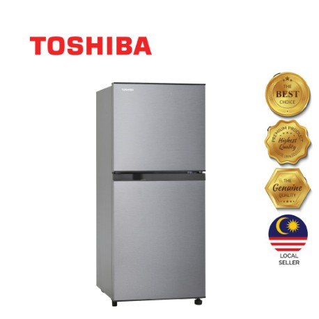 TOSHIBA GR-B22MP  203L 2 DOOR REFRIGERATOR