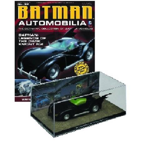 DC Batman Automobilia Figure Collection Magazine #32 FEB141632