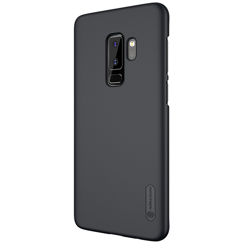 Samsung Galaxy S9 Case S9 Plus Case Nillkin Frosted Hard Cover+ Screen Protector