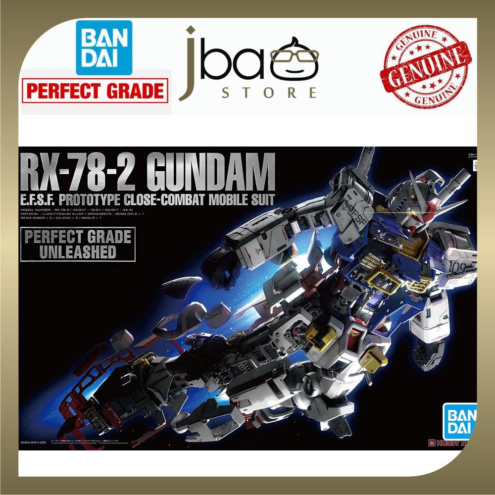 Bandai PG 1/60 Perfect Grade Unleashed RX-78-2 Gundam (PG) (Gundam Model Kits) Ready Stock