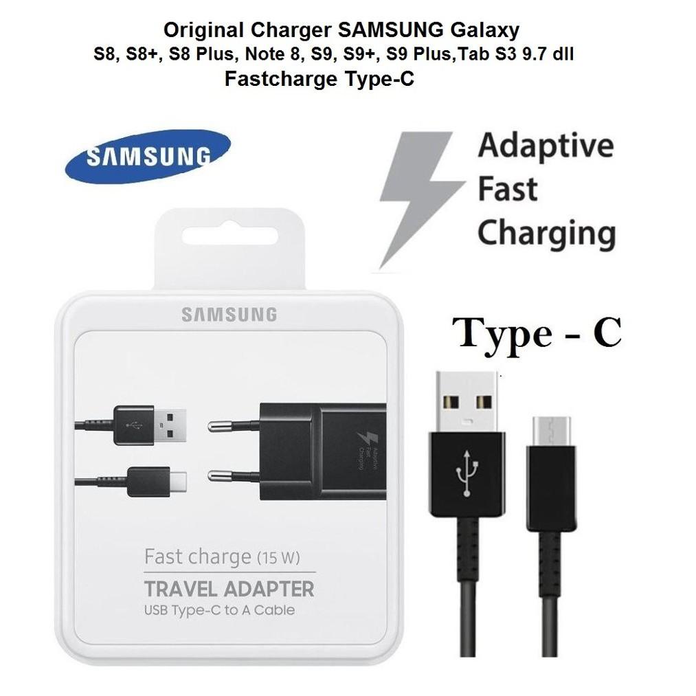 Samsung Travel Adapter Type-C Fast Charging (Original) | Shopee Malaysia