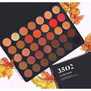 3502 Eyeshadow Heat Eye Shadow Oren Orange Shopee Malaysia