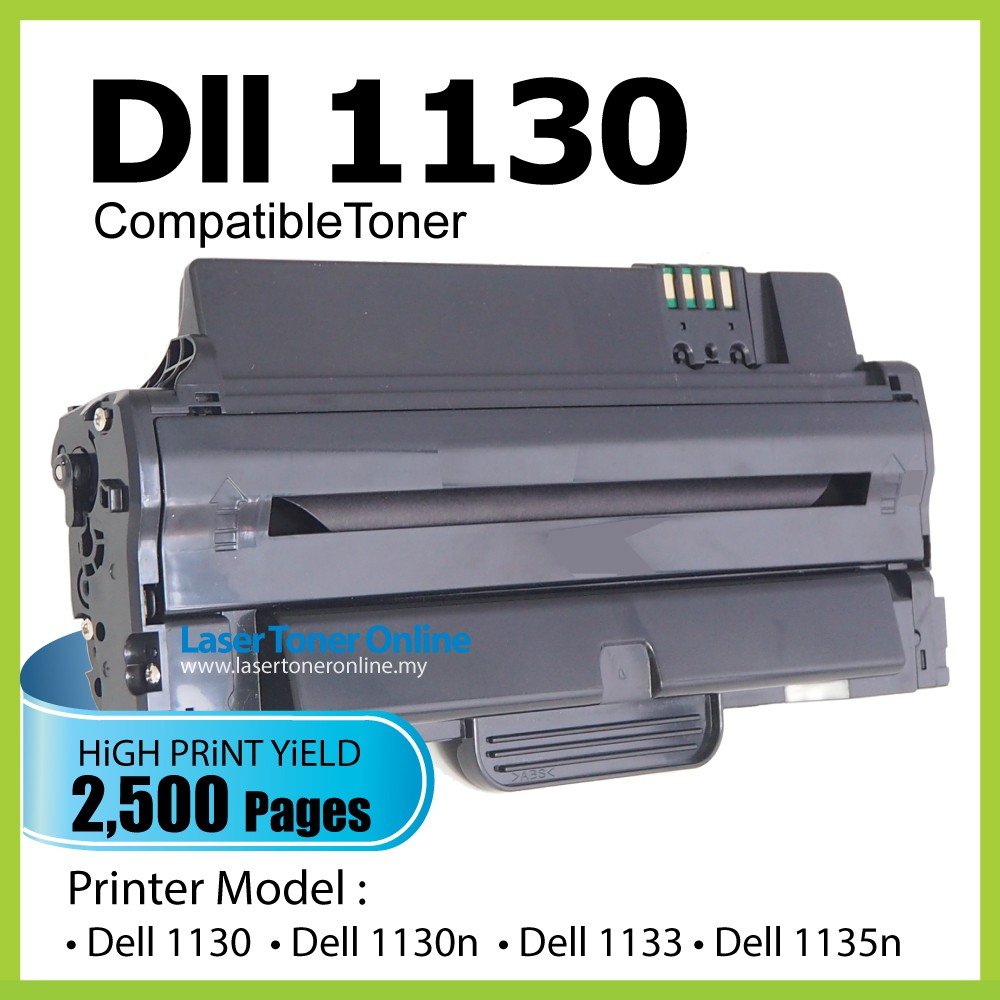Compatible Dell 1130 Laser Toner 1130 1130n 1133 1135 1135n Dell1130  Cartridge