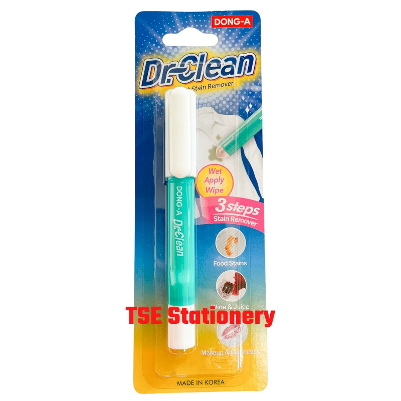 Dong-a Dr. Clean Instant Stain Remover Dr-Clean Dr Clean Drclean