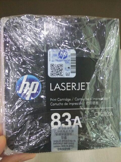 HP 83A CF283A Original Toner BLACK | Shopee Malaysia