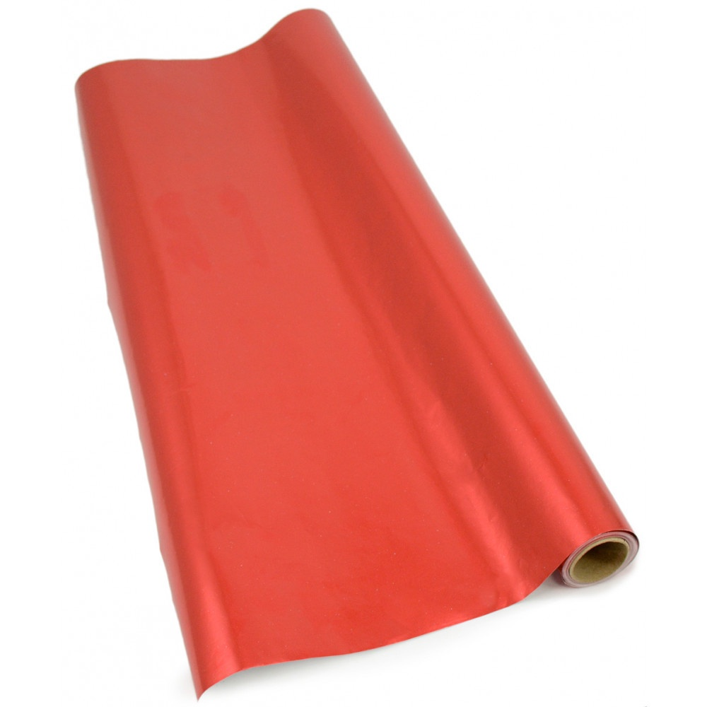 Pastry Pro, Aluminium Foil For Chocolate Wrap, Red