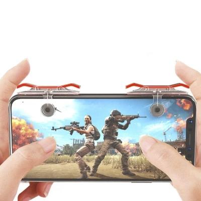 New Phone Gamepad Trigger Fire Button Aim Key L1R1 Shooter Controller PUBG  QMTL