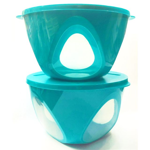 Tupperware Outdoor Dining Bowl 4.3L (2 units)